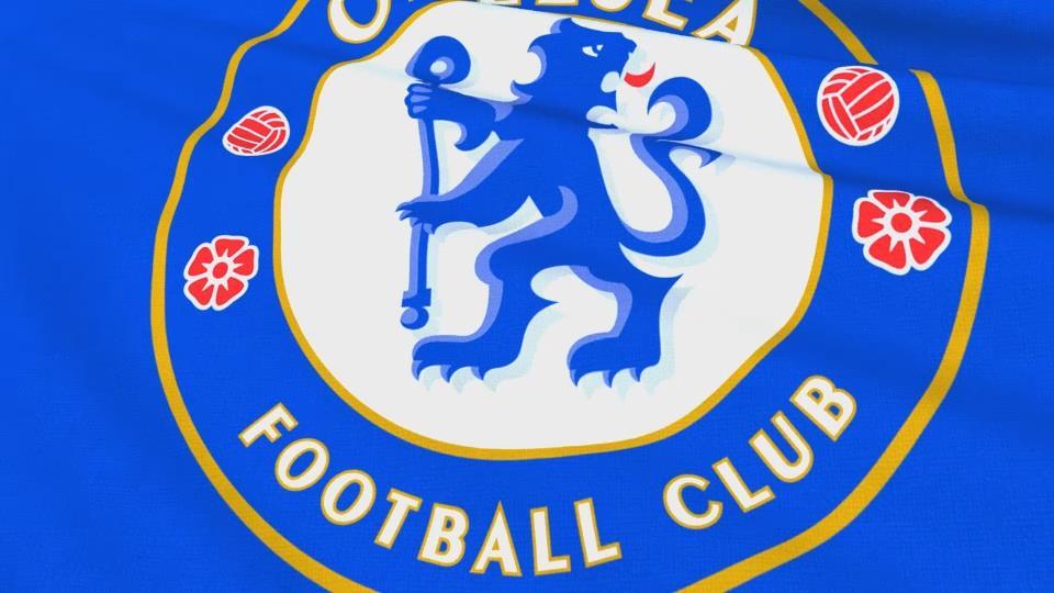 Chelsea FC Flag Waving - Chelsea Football Club - Soccer Team - 1080 HD ...