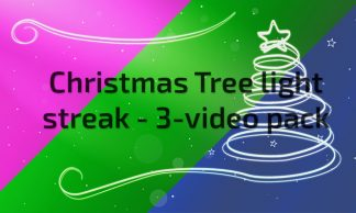 Christmas trees pack2 banner