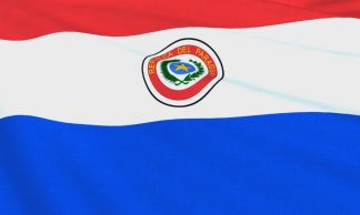 Paraguayan Flag