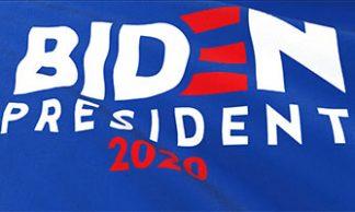 Joe Biden 2020 Banner Flag